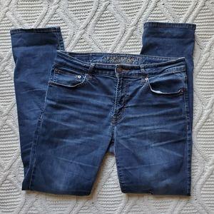 American Eagle Extreme Flex Slim Straight Jeans